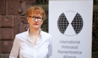 Dr Kathrin Meyer, Executive Secretary